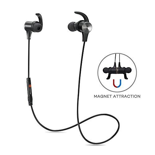 TaoTronics TT-BH07 Bluetoothイヤフォンの音量について